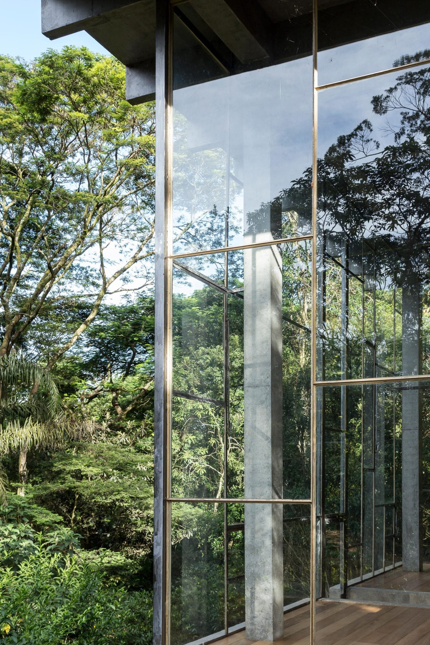 Library House Casa Biblioteca Brazil By Atelier Branco Yellowtrace 10