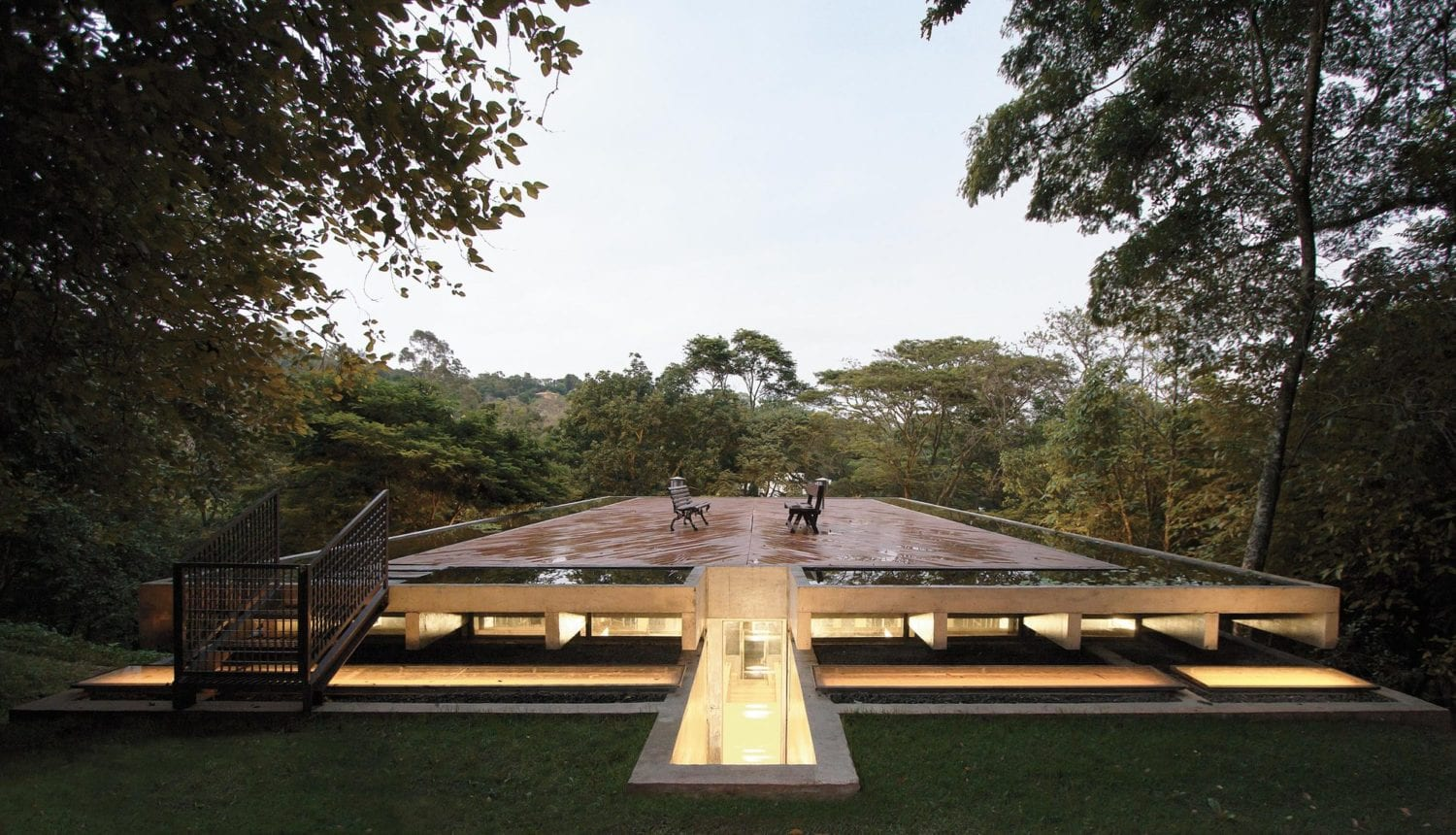 Library House Casa Biblioteca Brazil By Atelier Branco Yellowtrace 15