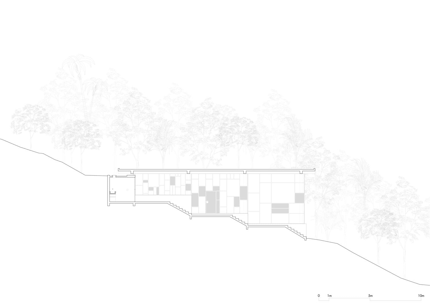 Library House Casa Biblioteca Brazil By Atelier Branco Yellowtrace 24