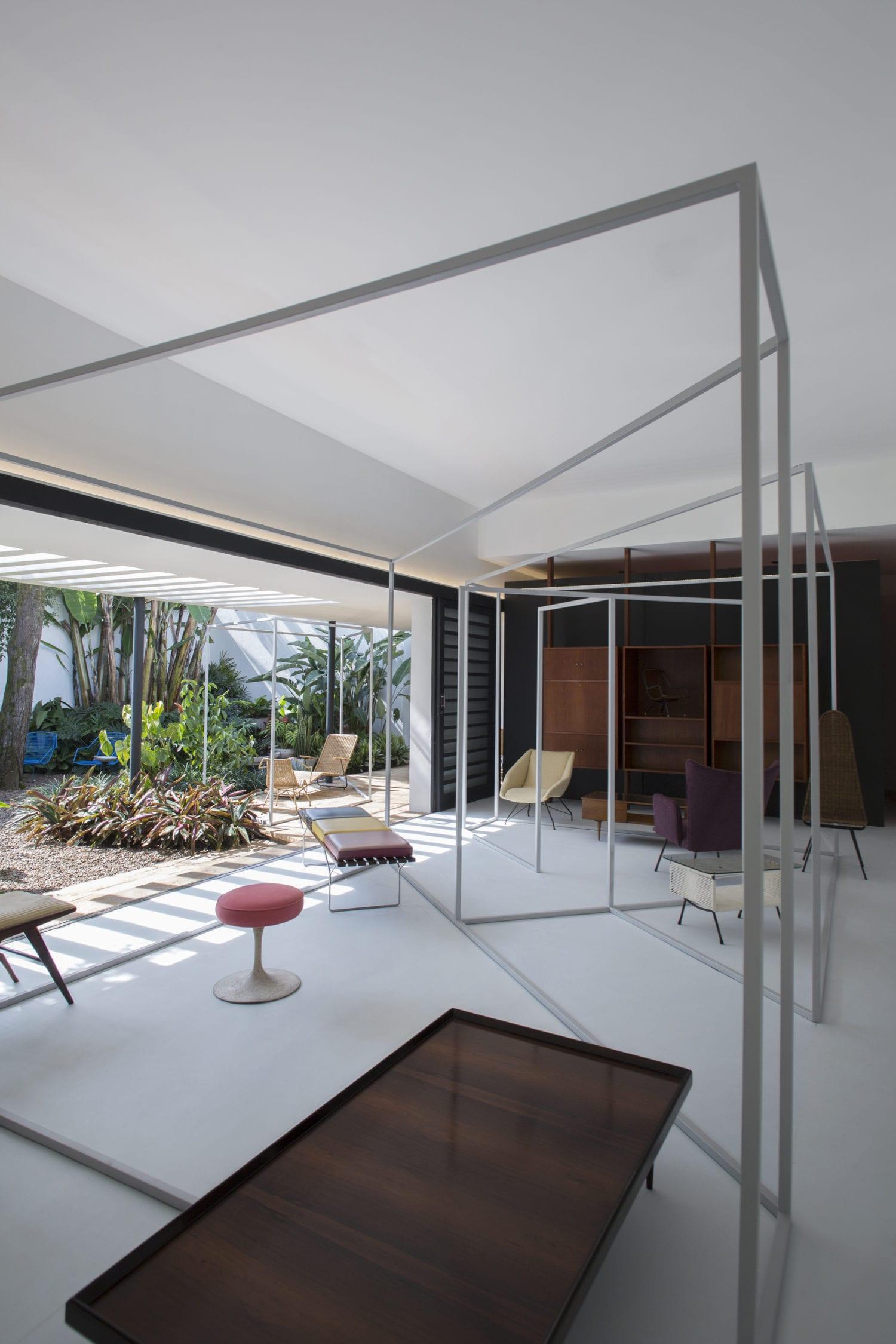 Apartment 61 Home Gallery In Sao Paulo Brazil By Mnma Studio Yellowtrace 02