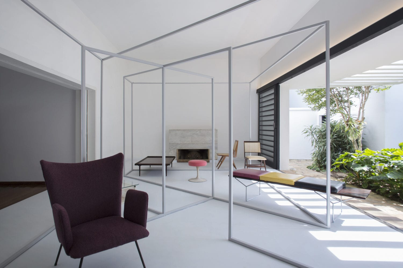 Apartment 61 Home Gallery In Sao Paulo Brazil By Mnma Studio Yellowtrace 03
