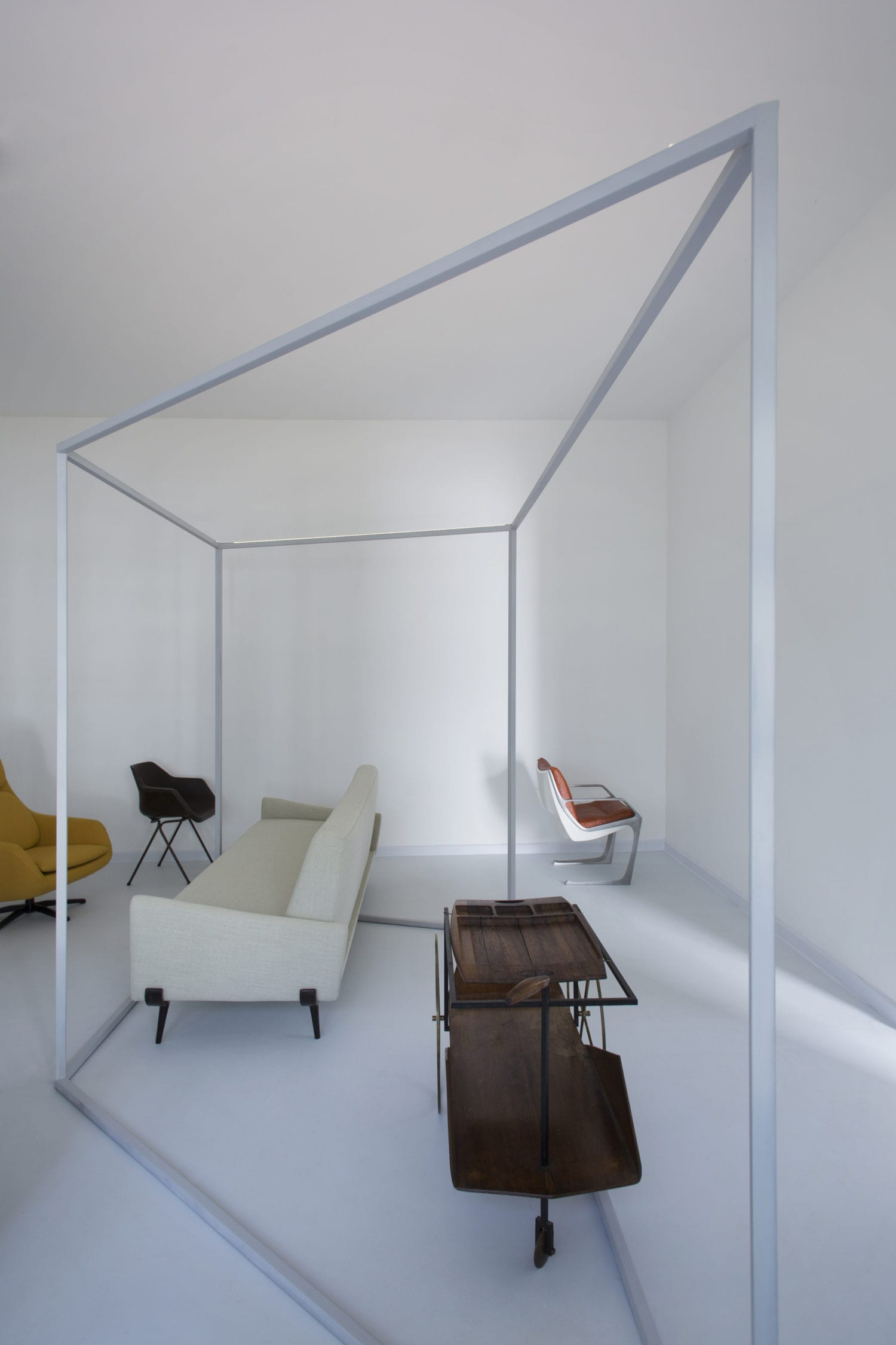 Apartment 61 Home Gallery In Sao Paulo Brazil By Mnma Studio Yellowtrace 05