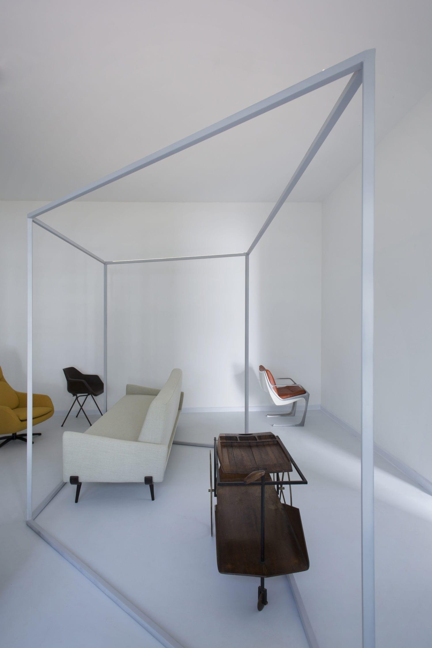 Apartment 61 Home Gallery In Sao Paulo Brazil By Mnma Studio Yellowtrace 05