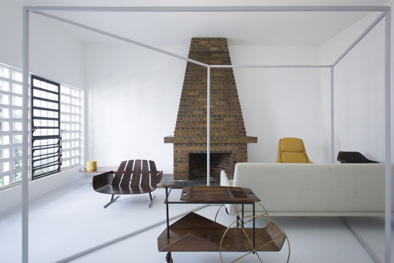 Apartment 61 Home Gallery In Sao Paulo Brazil By Mnma Studio Yellowtrace 06