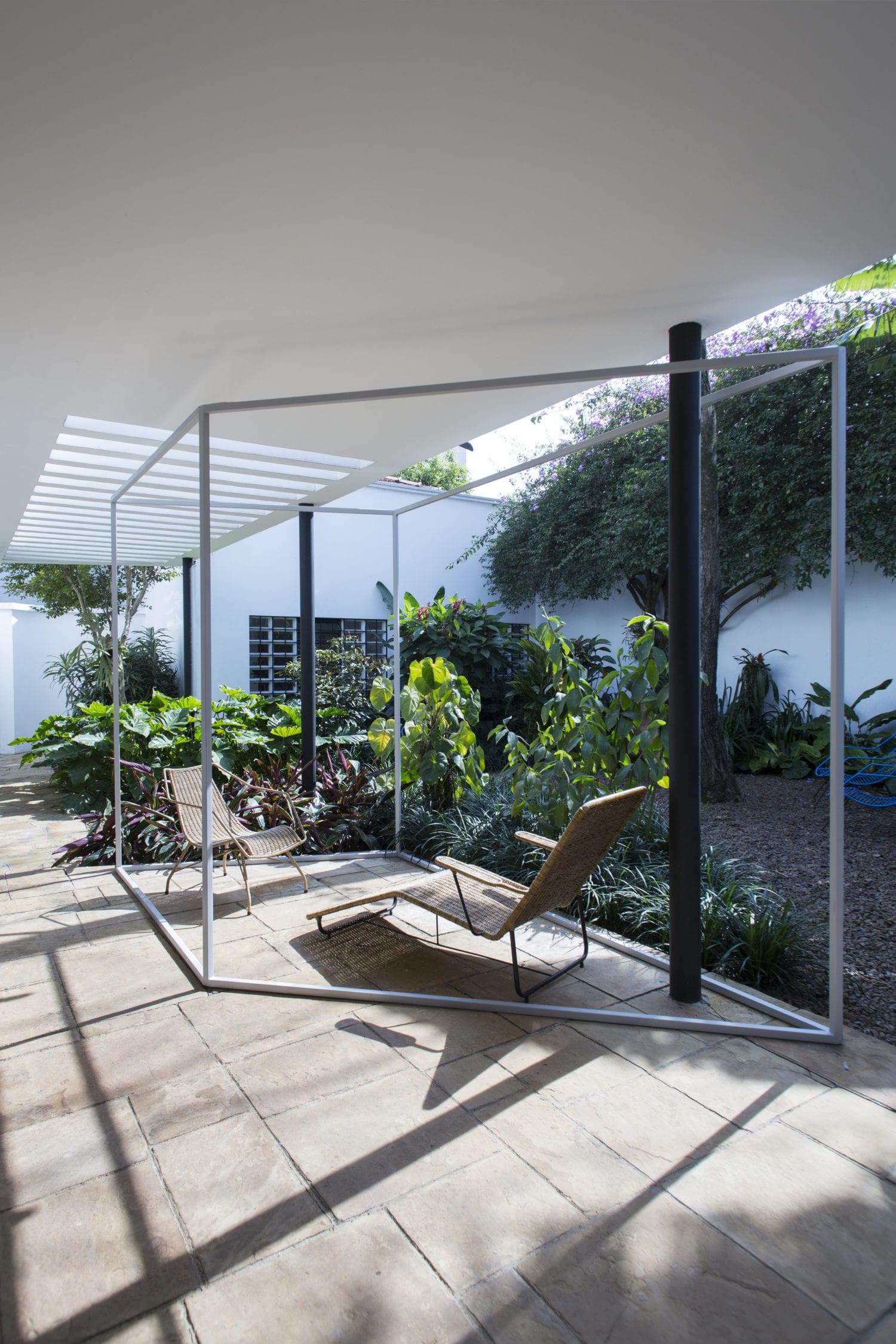 Apartment 61 Home Gallery In Sao Paulo Brazil By Mnma Studio Yellowtrace 09