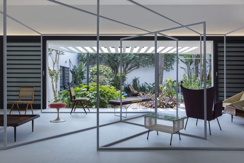 Apartment 61 Home Gallery In Sao Paulo Brazil By Mnma Studio Yellowtrace 10