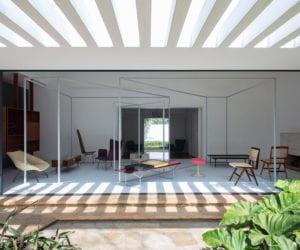 Apartment 61 Home Gallery In Sao Paulo Brazil By Mnma Studio Yellowtrace