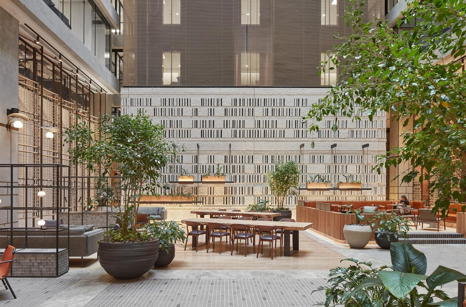 Built With Brickworks 161 Collins Street Melbourne By Bates Smart Yellowtrace 04