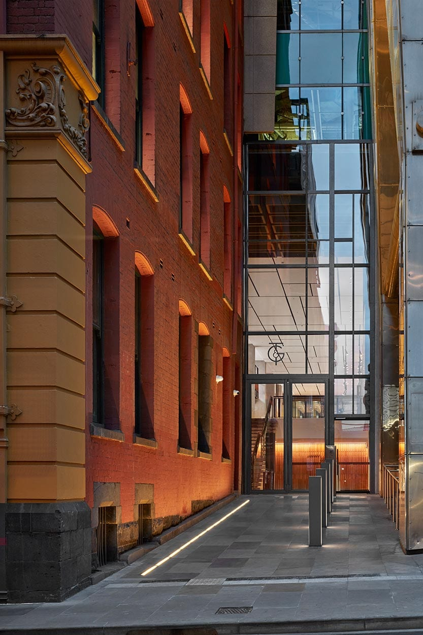 Built With Brickworks 161 Collins Street Melbourne By Bates Smart Yellowtrace 09