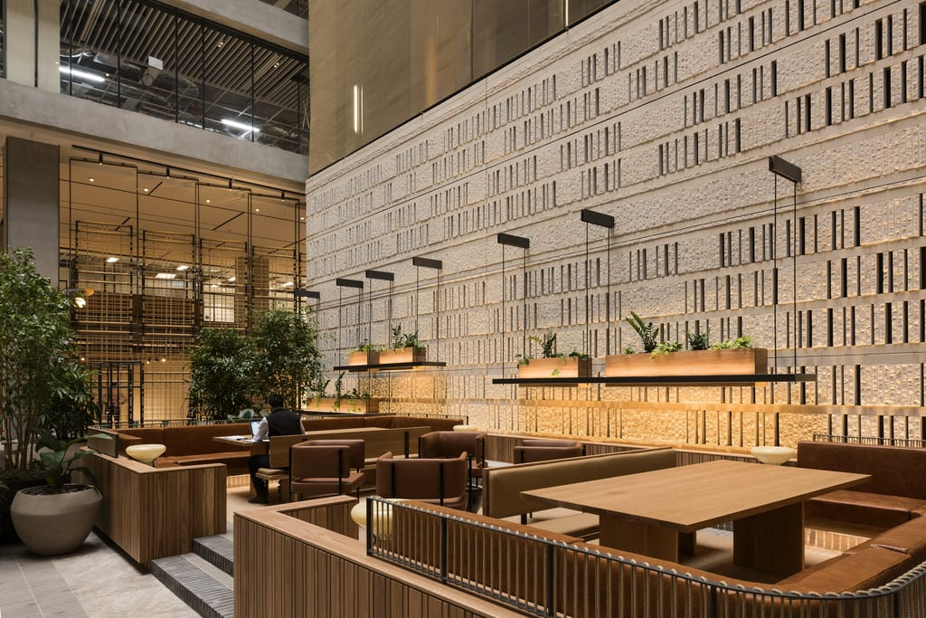 Built With Brickworks 161 Collins Street Melbourne By Bates Smart Yellowtrace 13