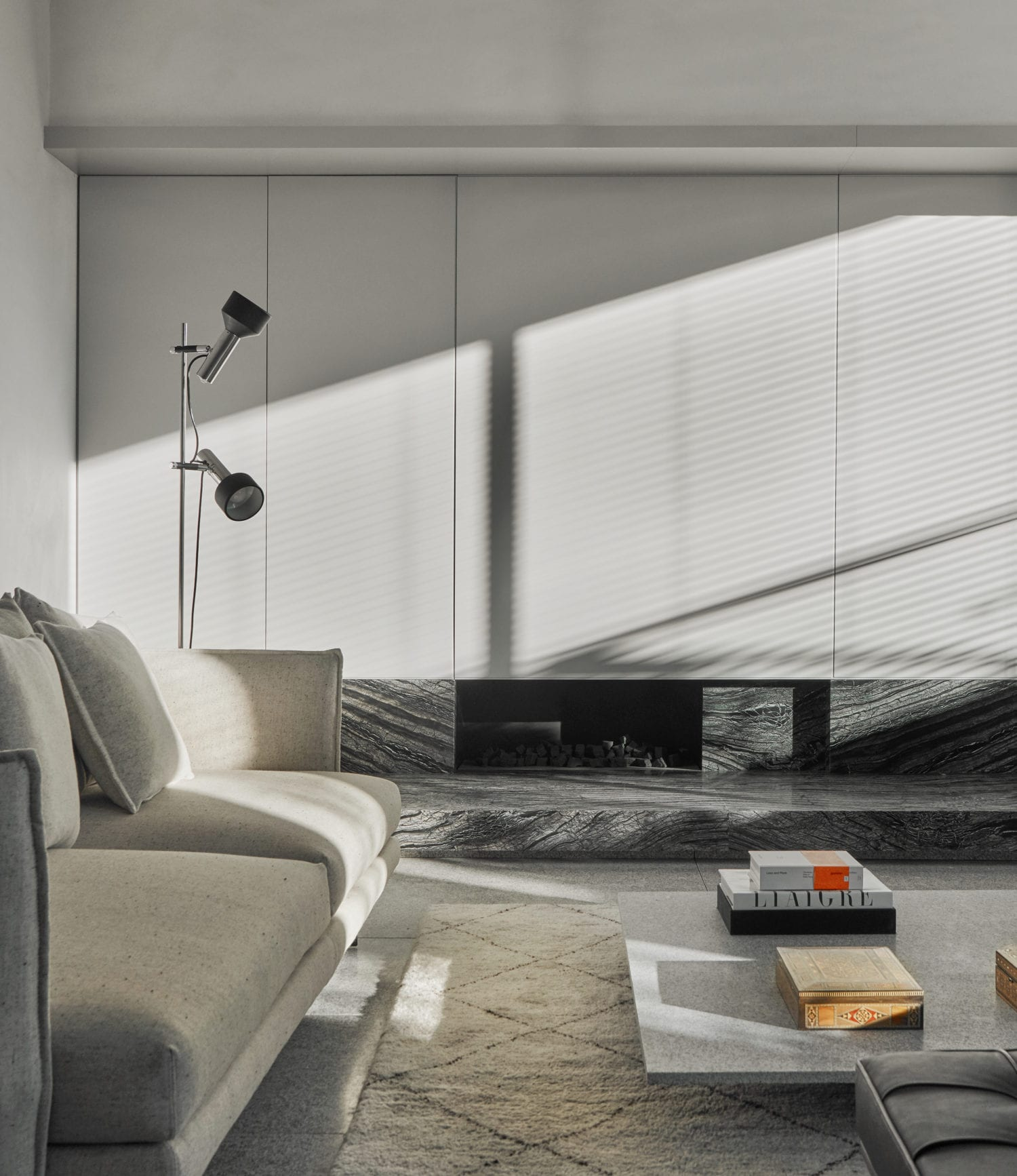Sld Residence In Toorak Melbourne By Davidov Partners Architects Yellowtrace 09