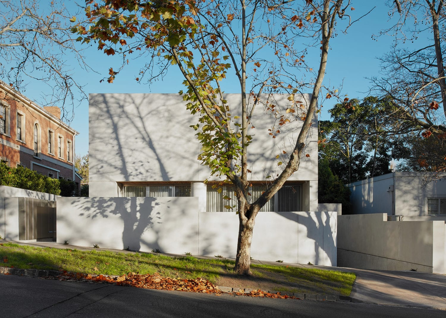 Sld Residence In Toorak Melbourne By Davidov Partners Architects | Yellowtrace