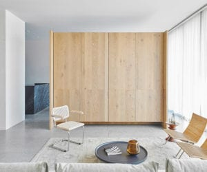 Sld Residence In Toorak Melbourne By Davidov Partners Architects Yellowtrace