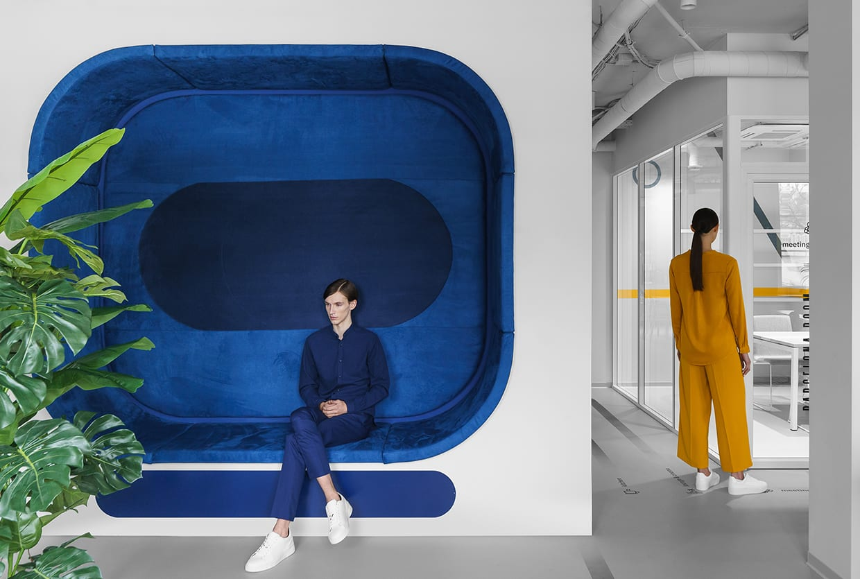 Appodeal Office In Minsk Belarus By Studio11 Yellowtrace