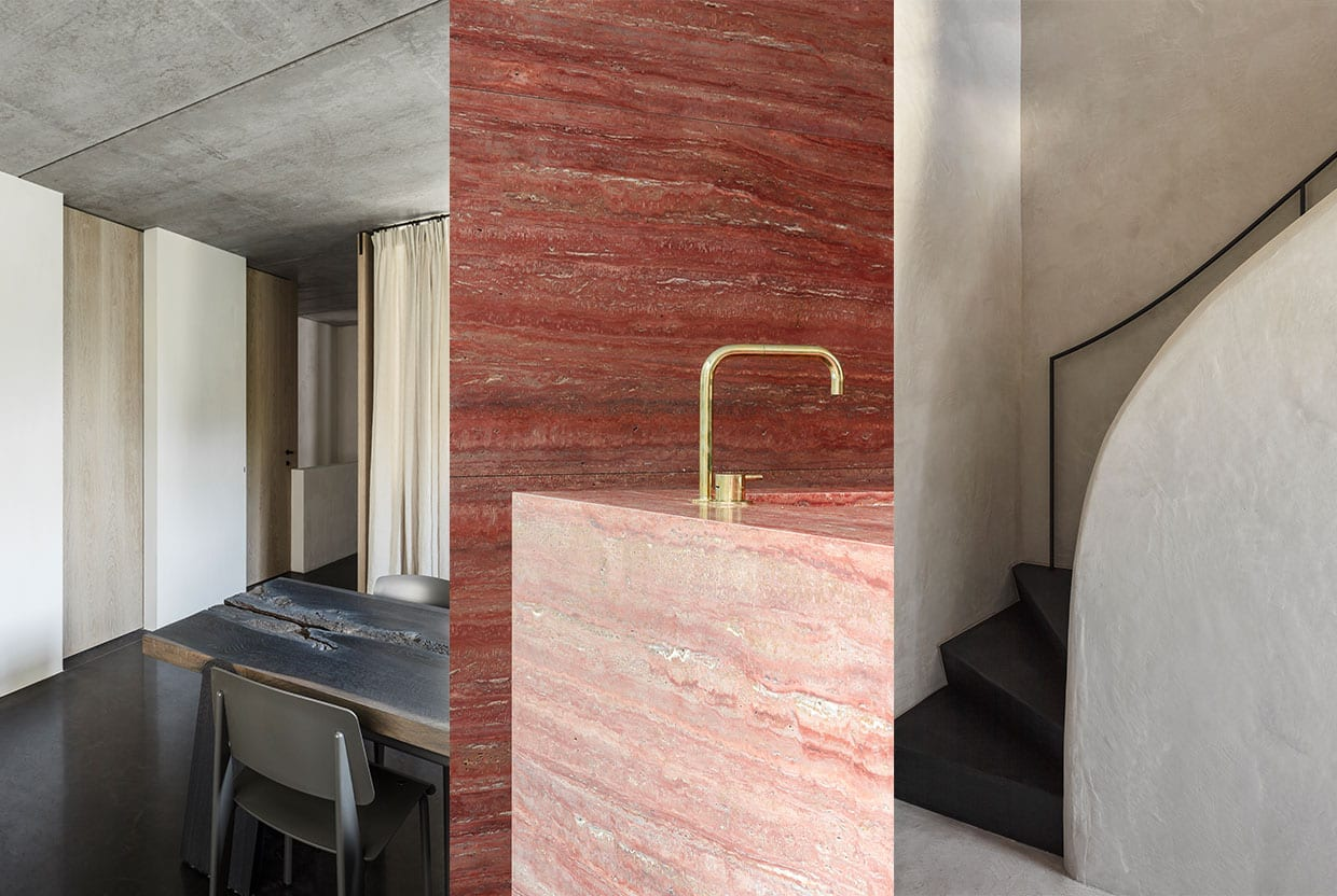 Selected Projects by Belgian Interior Architect Arjaan de Feyter, Curated by Yellowtrace