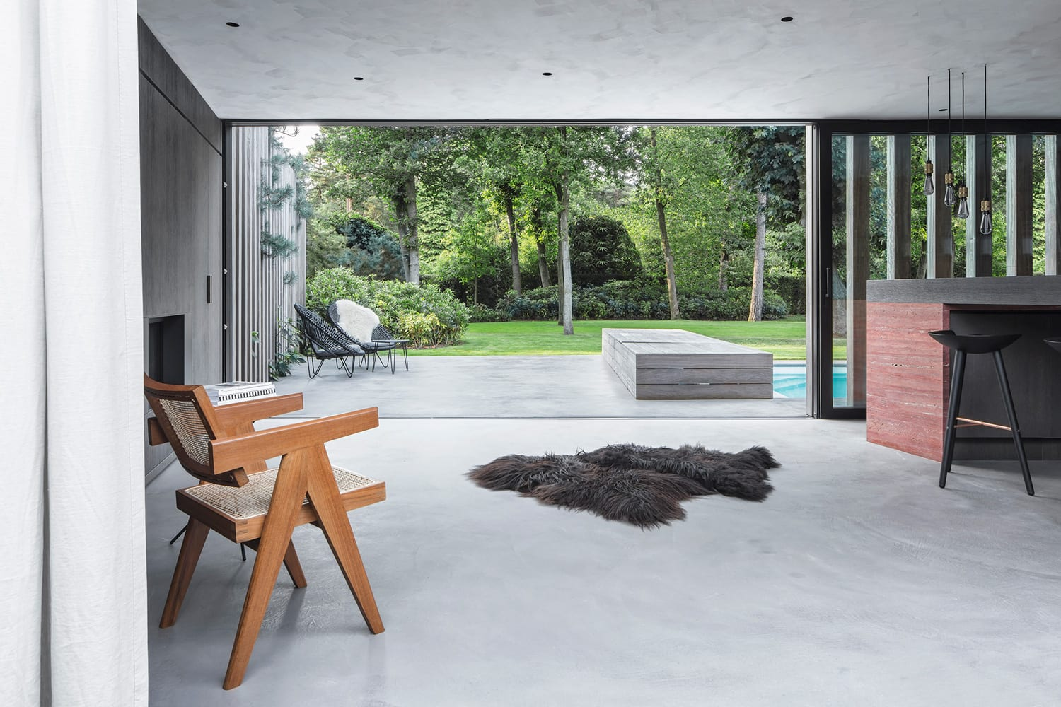 Poolhouse S W By Arjaan De Feyter | Yellowtrace