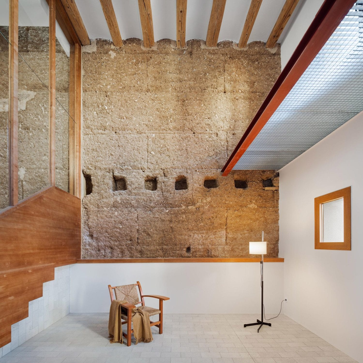 'Cal Jordi&Anna' House Renovation in Catalonia, Spain by Hiha Studio.
