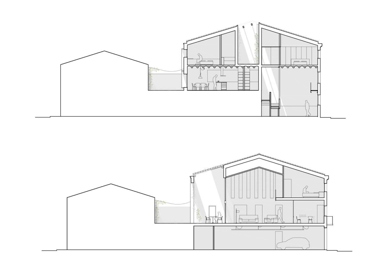 Cal Jordi Anna House Renovation In Spain By Hiha Studio Yellowtrace 16