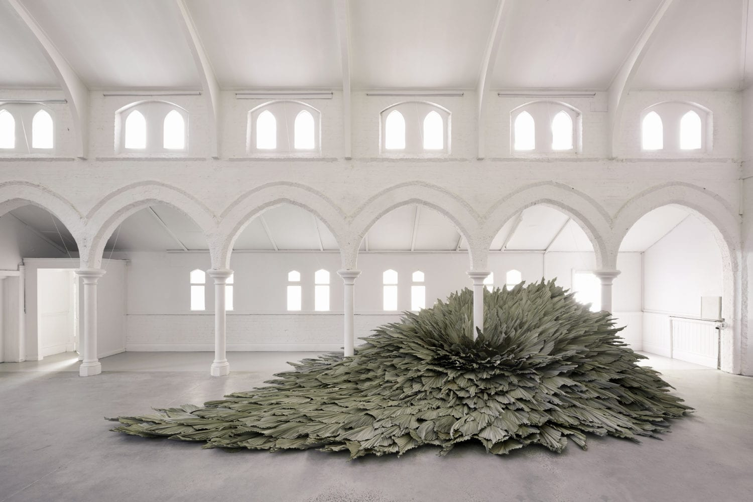 Proximity Botanical Installation By Wona Bae And Charlie Lawler Of Loose Leaf Yellowtrace 02