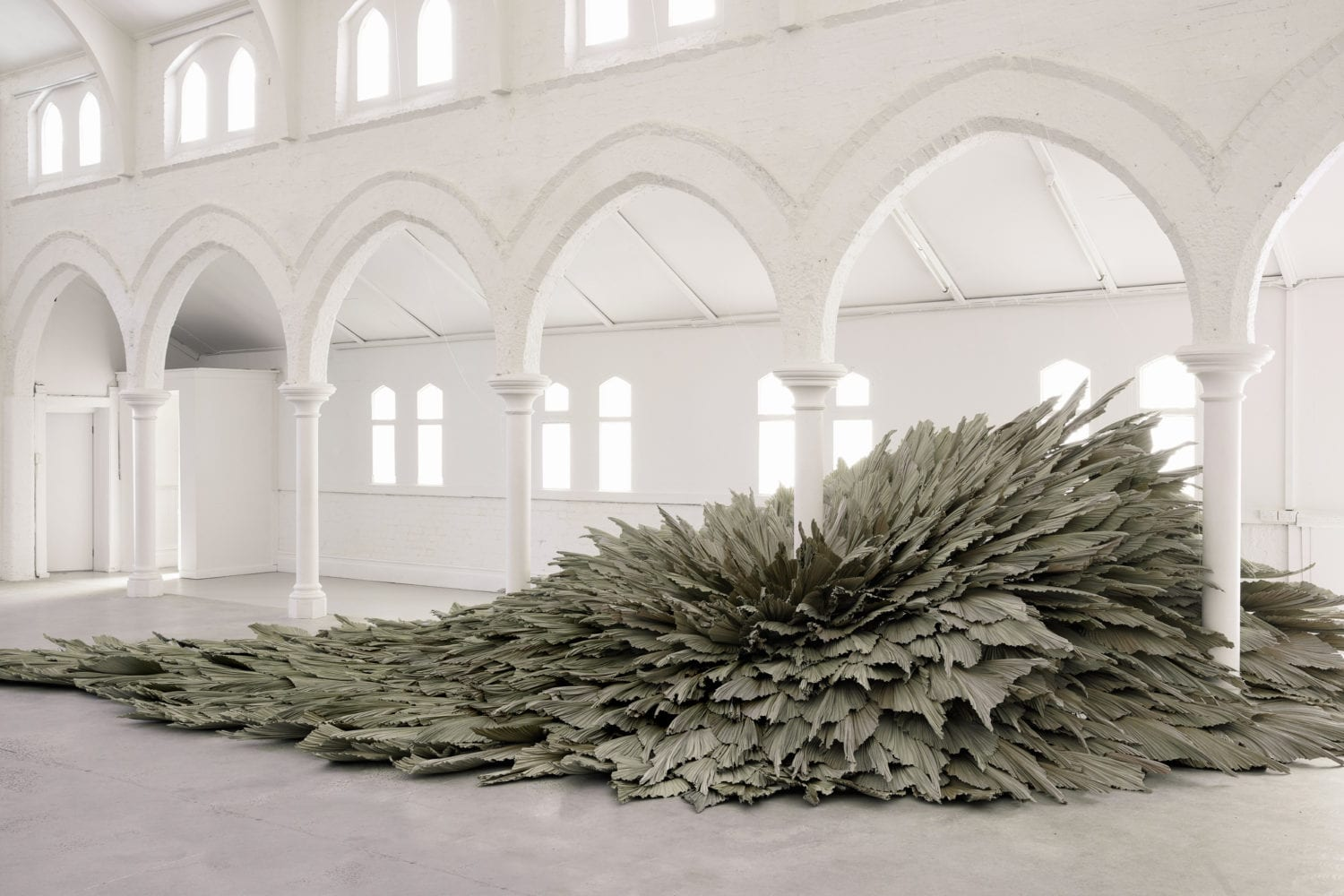 Proximity Botanical Installation By Wona Bae And Charlie Lawler Of Loose Leaf Yellowtrace 03