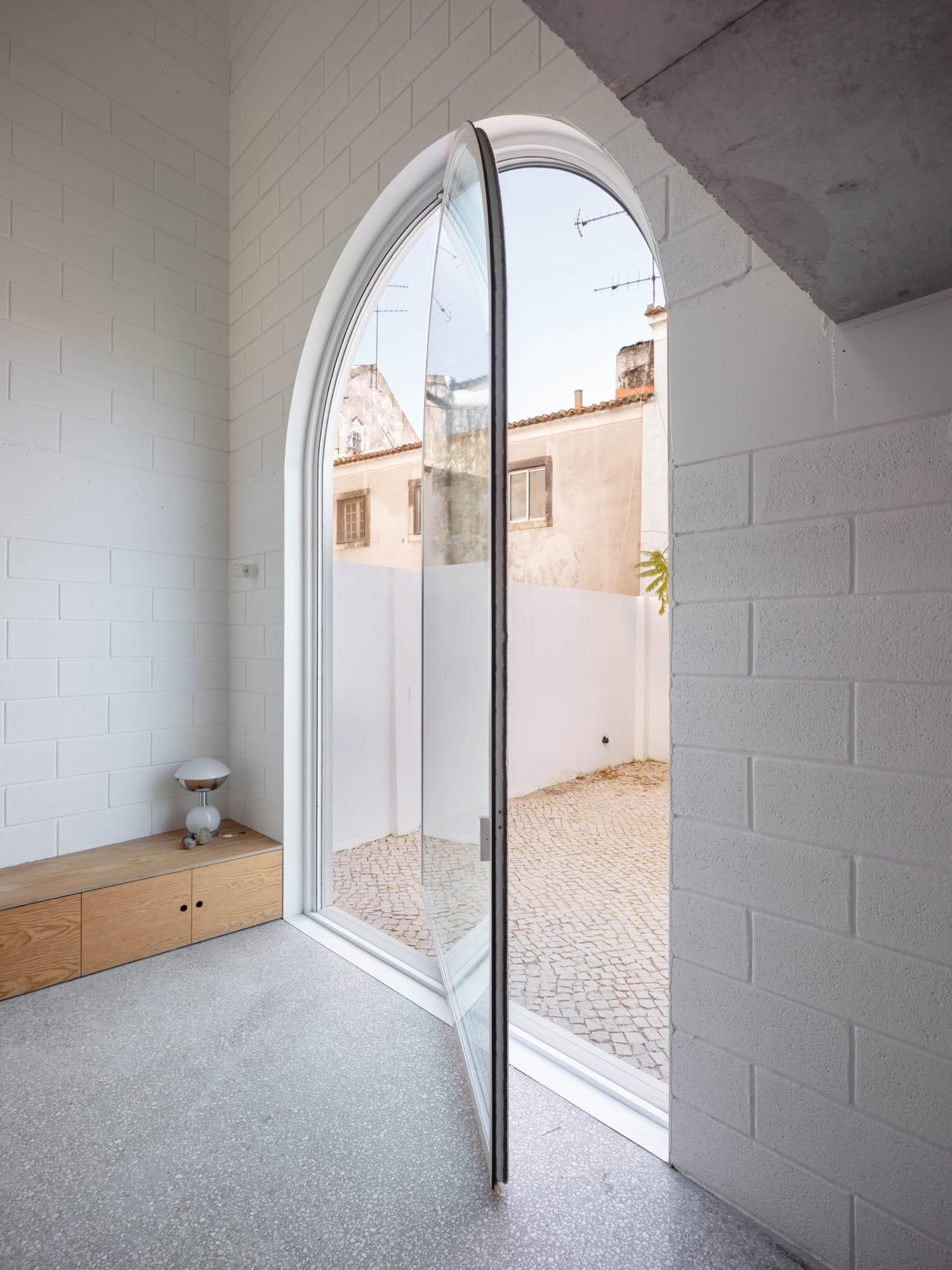 Dodged House In Lisbon By Leopold Banchini Daniel Zamarbide Yellowtrace 03