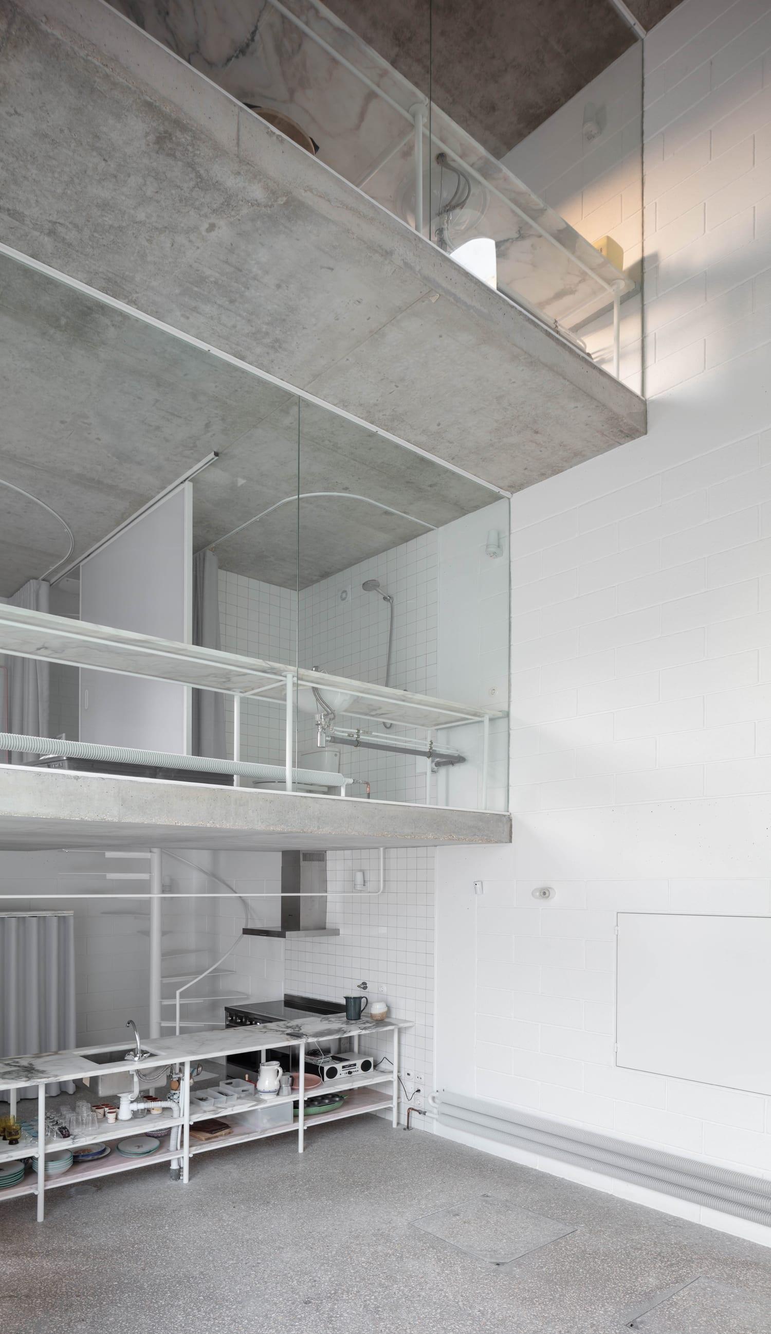 Dodged House In Lisbon By Leopold Banchini Daniel Zamarbide Yellowtrace 08