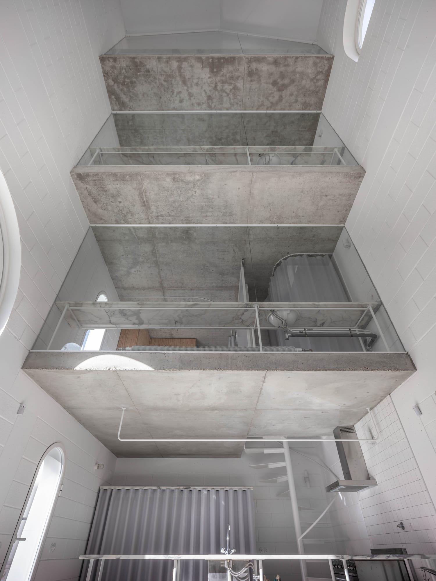 Dodged House In Lisbon By Leopold Banchini Daniel Zamarbide Yellowtrace 09