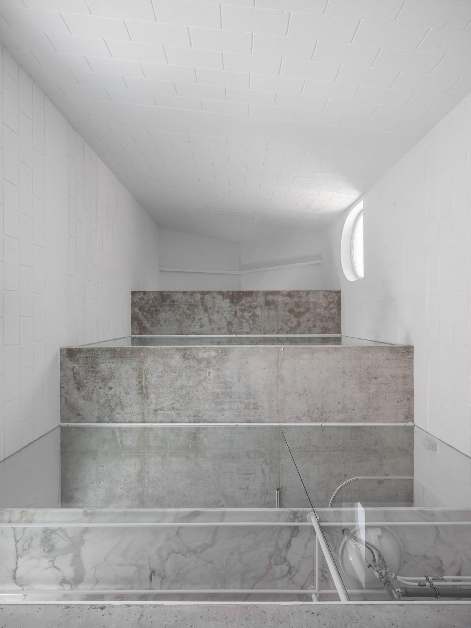 Dodged House In Lisbon By Leopold Banchini Daniel Zamarbide Yellowtrace 12