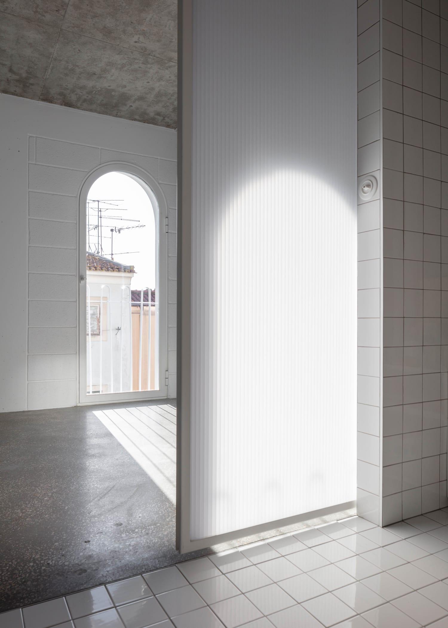 Dodged House In Lisbon By Leopold Banchini Daniel Zamarbide Yellowtrace 13