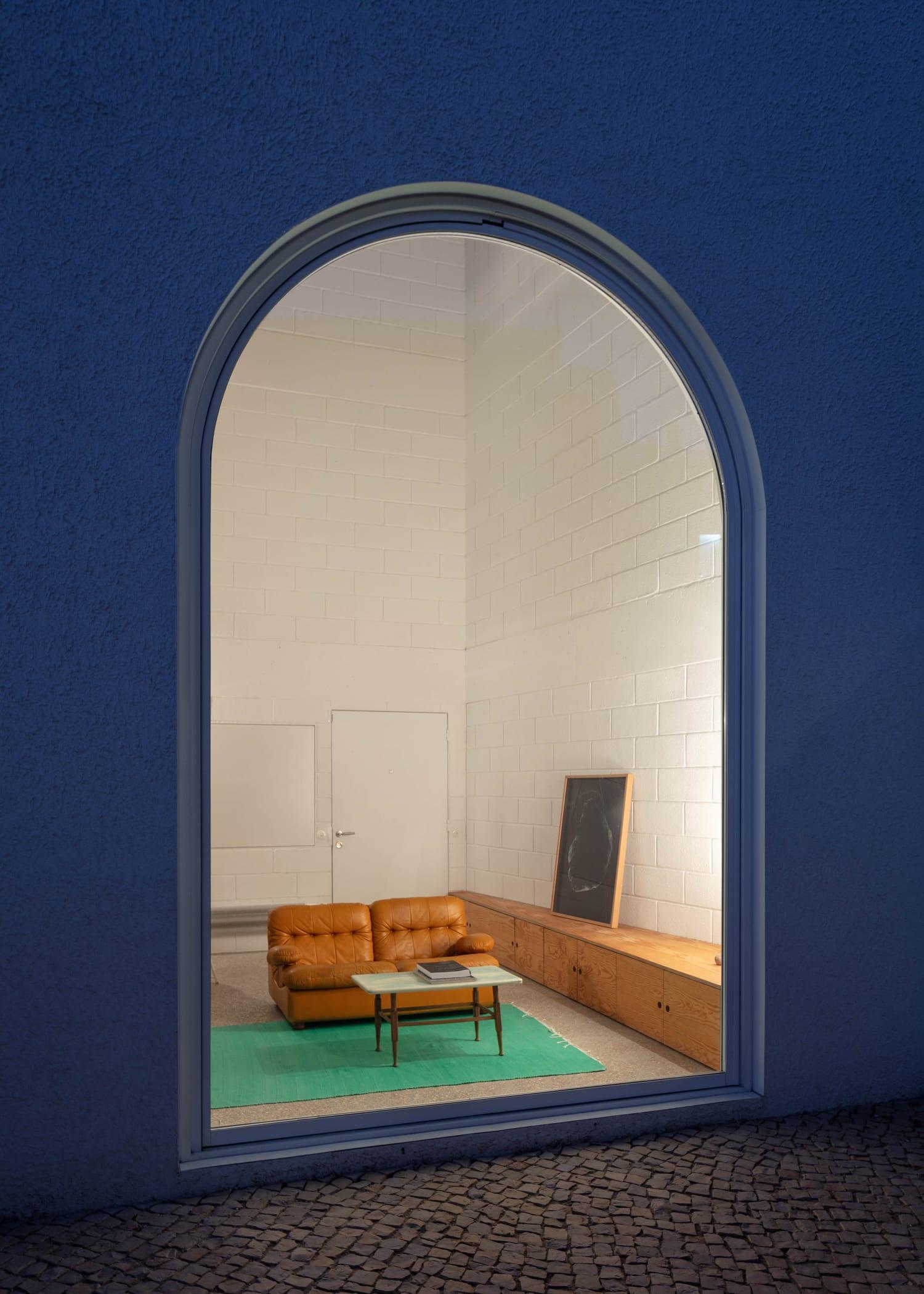 Dodged House In Lisbon By Leopold Banchini Daniel Zamarbide Yellowtrace 26