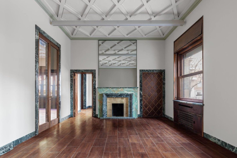 1930s Piero Portaluppi Milan Apartment Transformed Into Massimo De Carlo Gallery By Studio Binocle And Antonio Citterio Yellowtrace 04