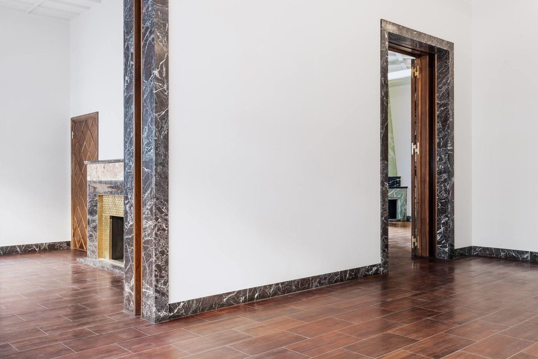 1930s Piero Portaluppi Milan Apartment Transformed Into Massimo De Carlo Gallery By Studio Binocle And Antonio Citterio Yellowtrace 06