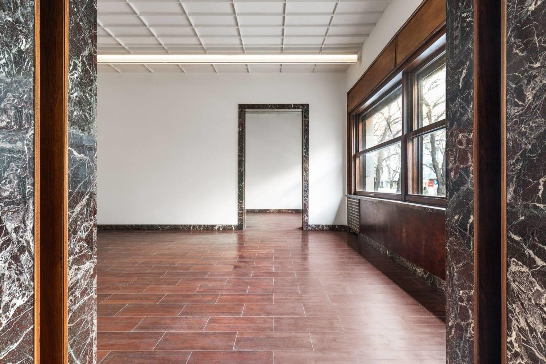 1930s Piero Portaluppi Milan Apartment Transformed Into Massimo De Carlo Gallery By Studio Binocle And Antonio Citterio Yellowtrace 07