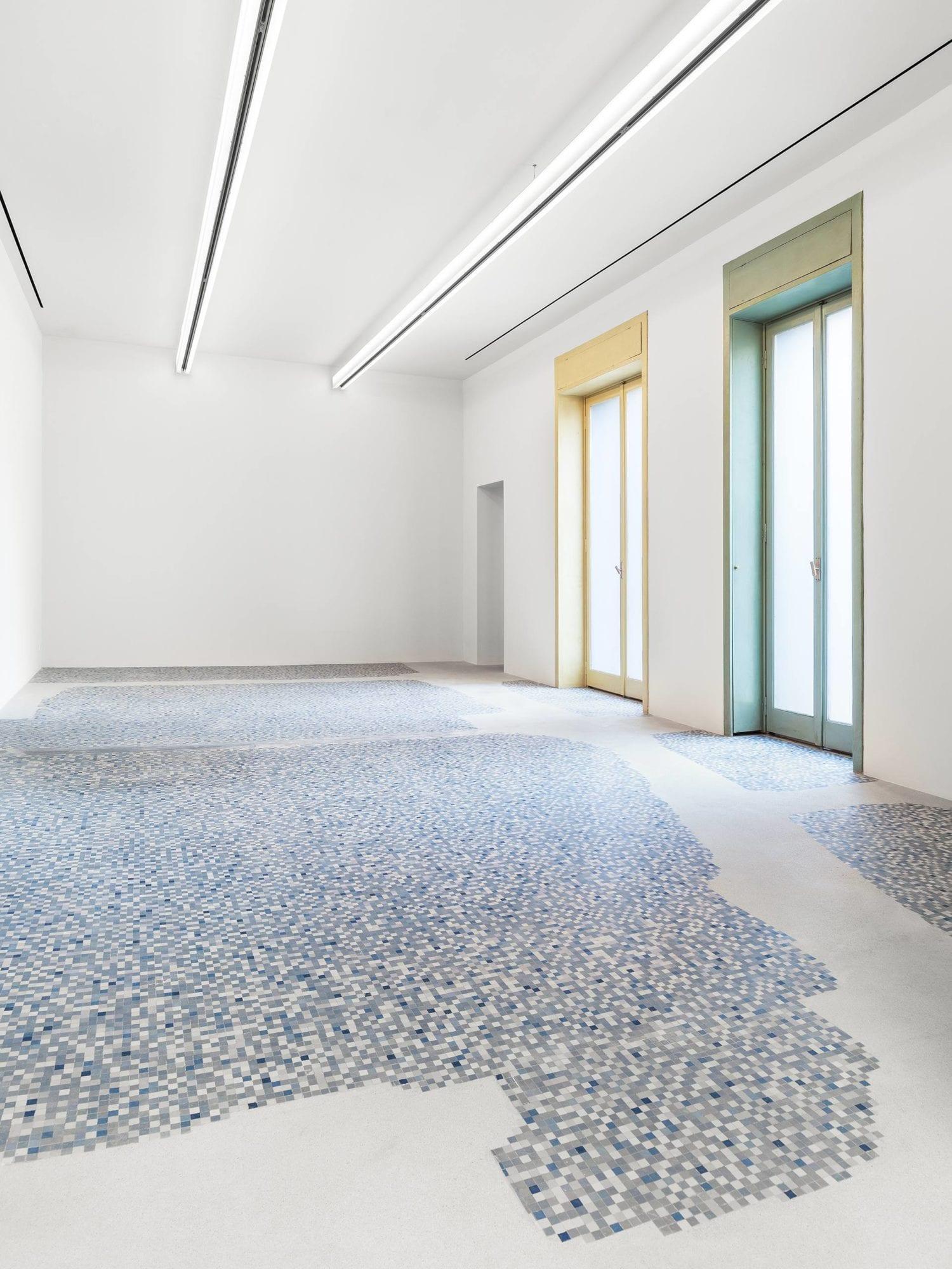 1930s Piero Portaluppi Milan Apartment Transformed Into Massimo De Carlo Gallery By Studio Binocle And Antonio Citterio Yellowtrace 12
