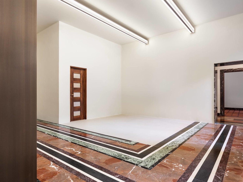 1930s Piero Portaluppi Milan Apartment Transformed Into Massimo De Carlo Gallery By Studio Binocle And Antonio Citterio Yellowtrace 16