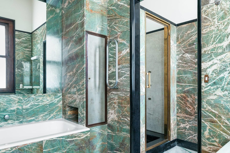 1930s Piero Portaluppi Milan Apartment Transformed Into Massimo De Carlo Gallery By Studio Binocle And Antonio Citterio Yellowtrace 17