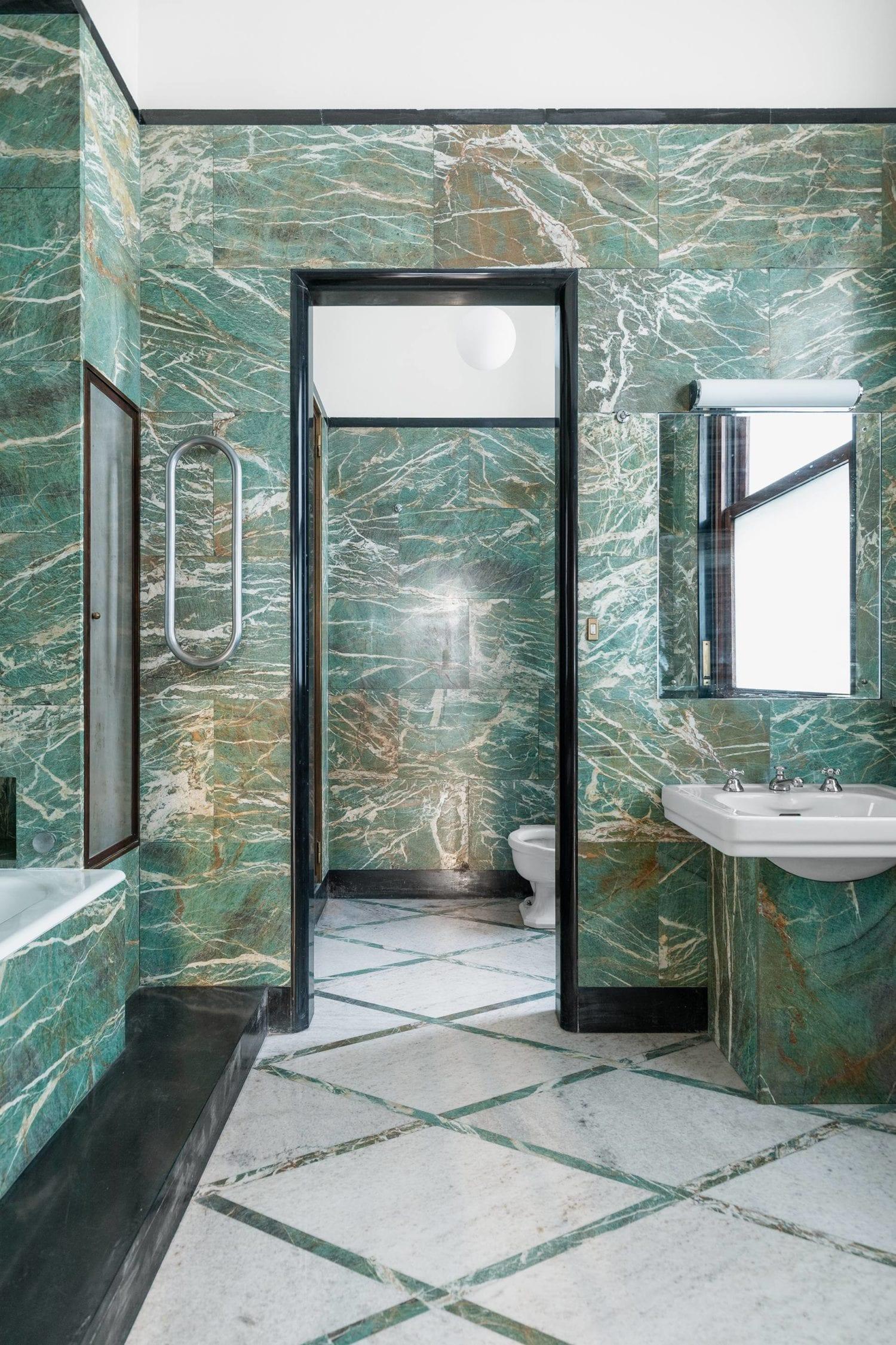 1930s Piero Portaluppi Milan Apartment Transformed Into Massimo De Carlo Gallery By Studio Binocle And Antonio Citterio Yellowtrace 18