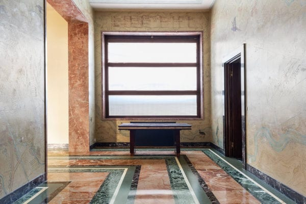 1930s Piero Portaluppi Milan Apartment Transformed Into Massimo De Carlo Gallery By Studio Binocle And Antonio Citterio | Yellowtrace