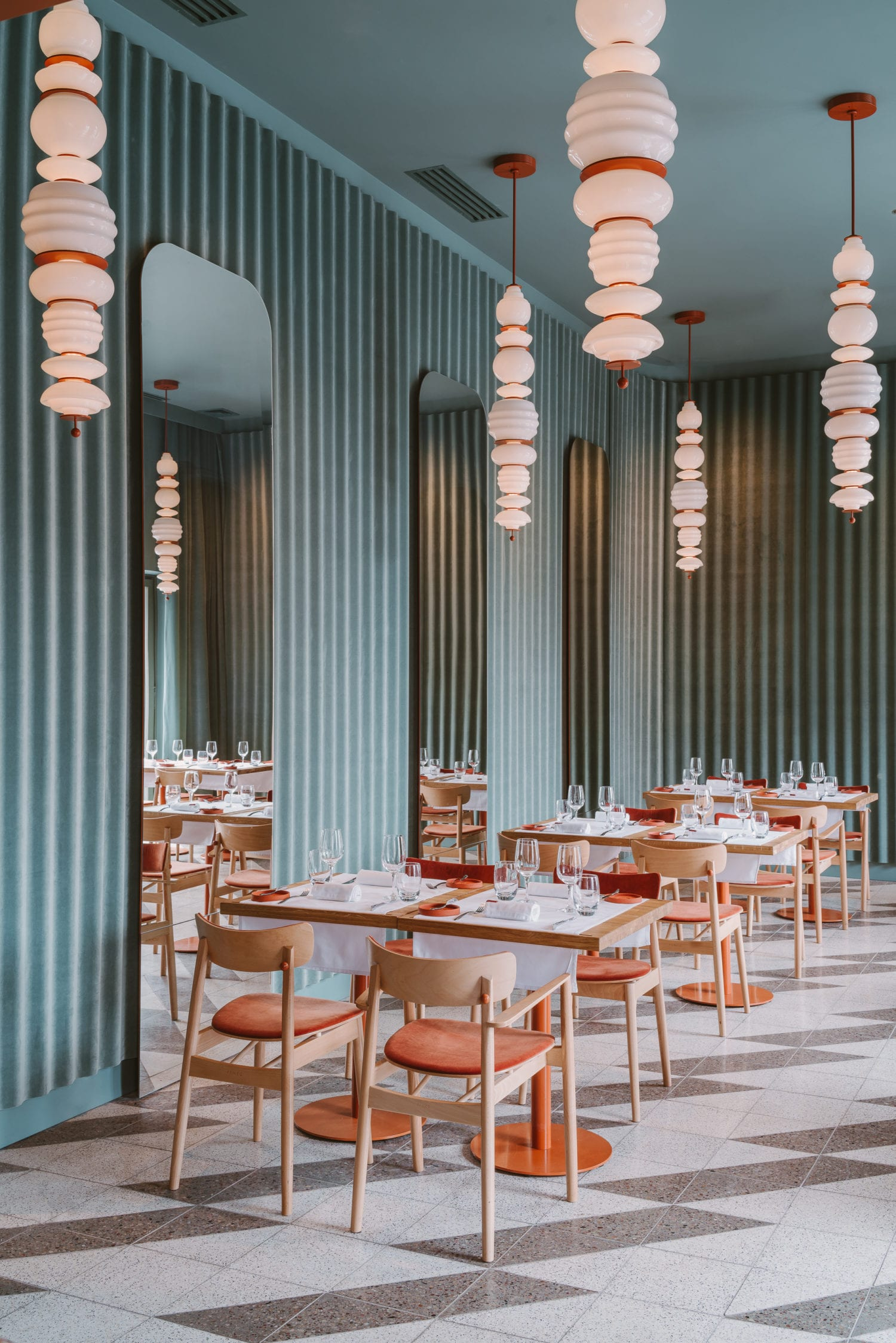 Opasly Tom Restaurant In Warsaw Poland By Buck Studio Yellowtrace 01