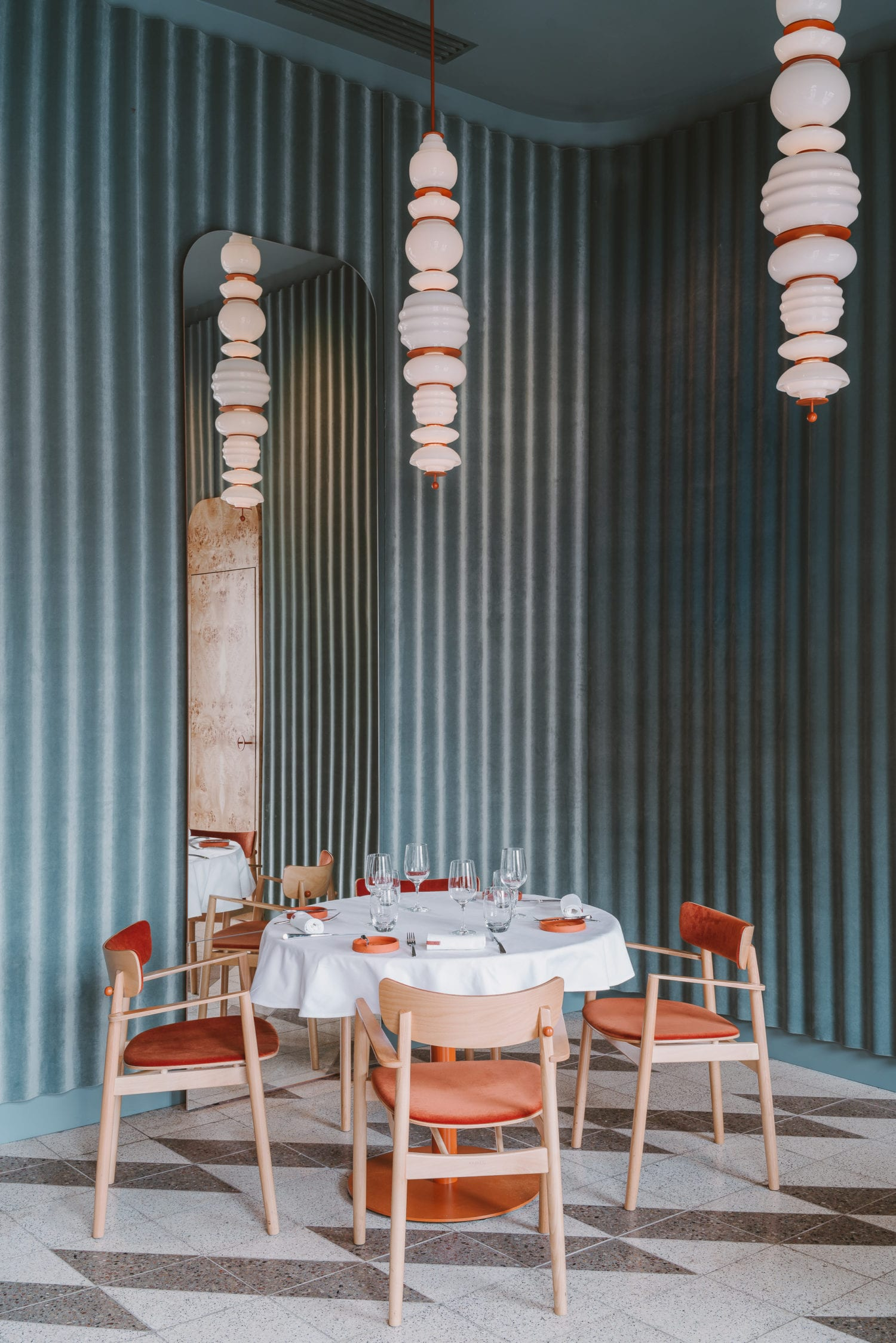 Opasly Tom Restaurant In Warsaw Poland By Buck Studio Yellowtrace 02