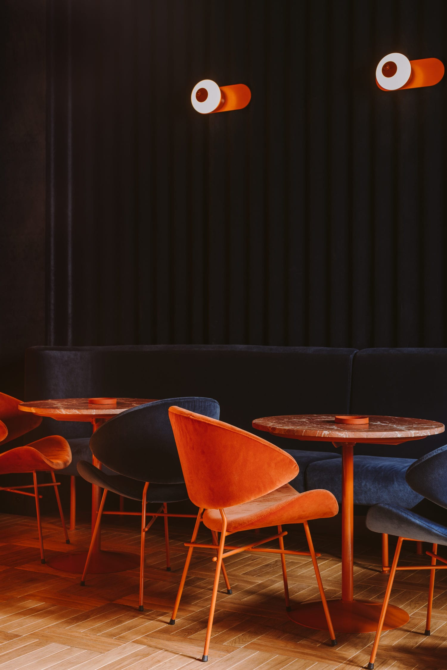Opasly Tom Restaurant In Warsaw Poland By Buck Studio Yellowtrace 19