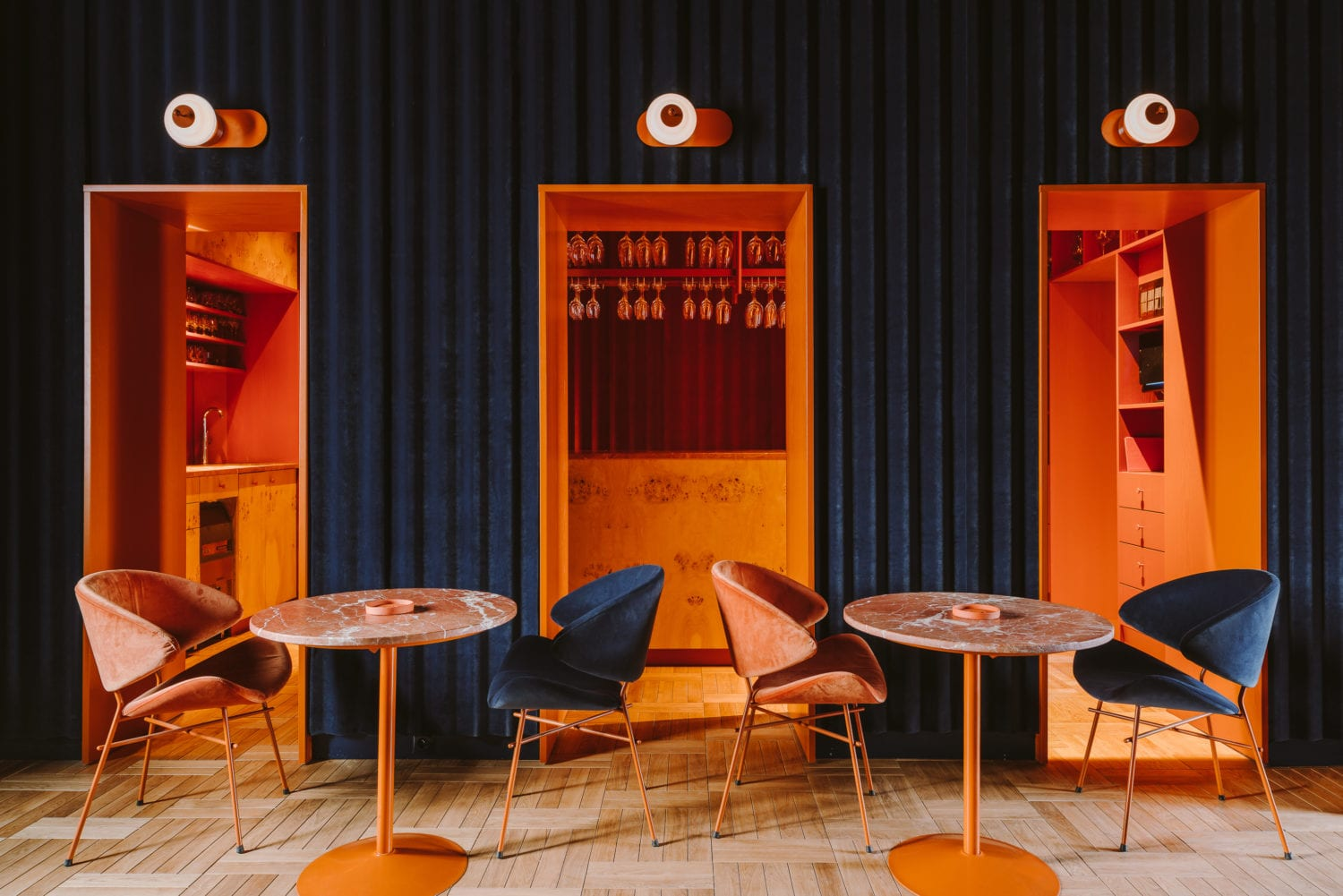 Opasly Tom Restaurant In Warsaw Poland By Buck Studio Yellowtrace 20