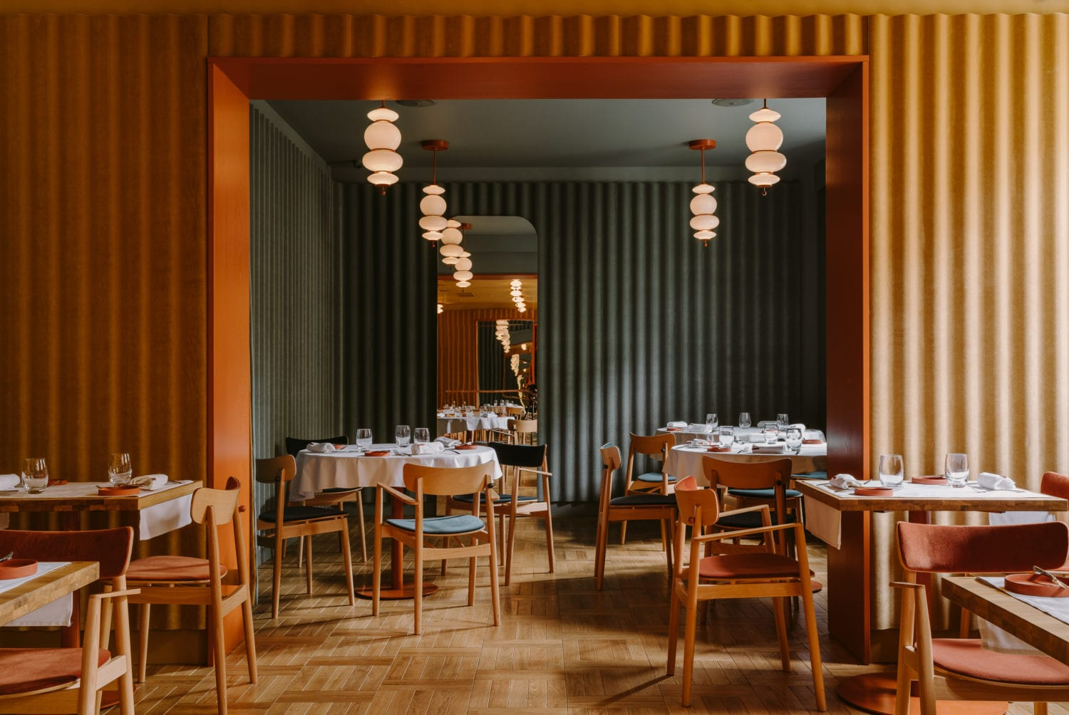 Opasly Tom Restaurant In Warsaw Poland By Buck Studio Yellowtrace 21
