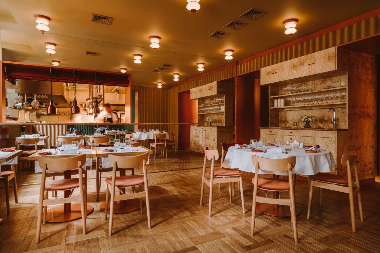 Opasły Tom Restaurant in Warsaw, Poland by BUCK.STUDIO   Yellowtrace