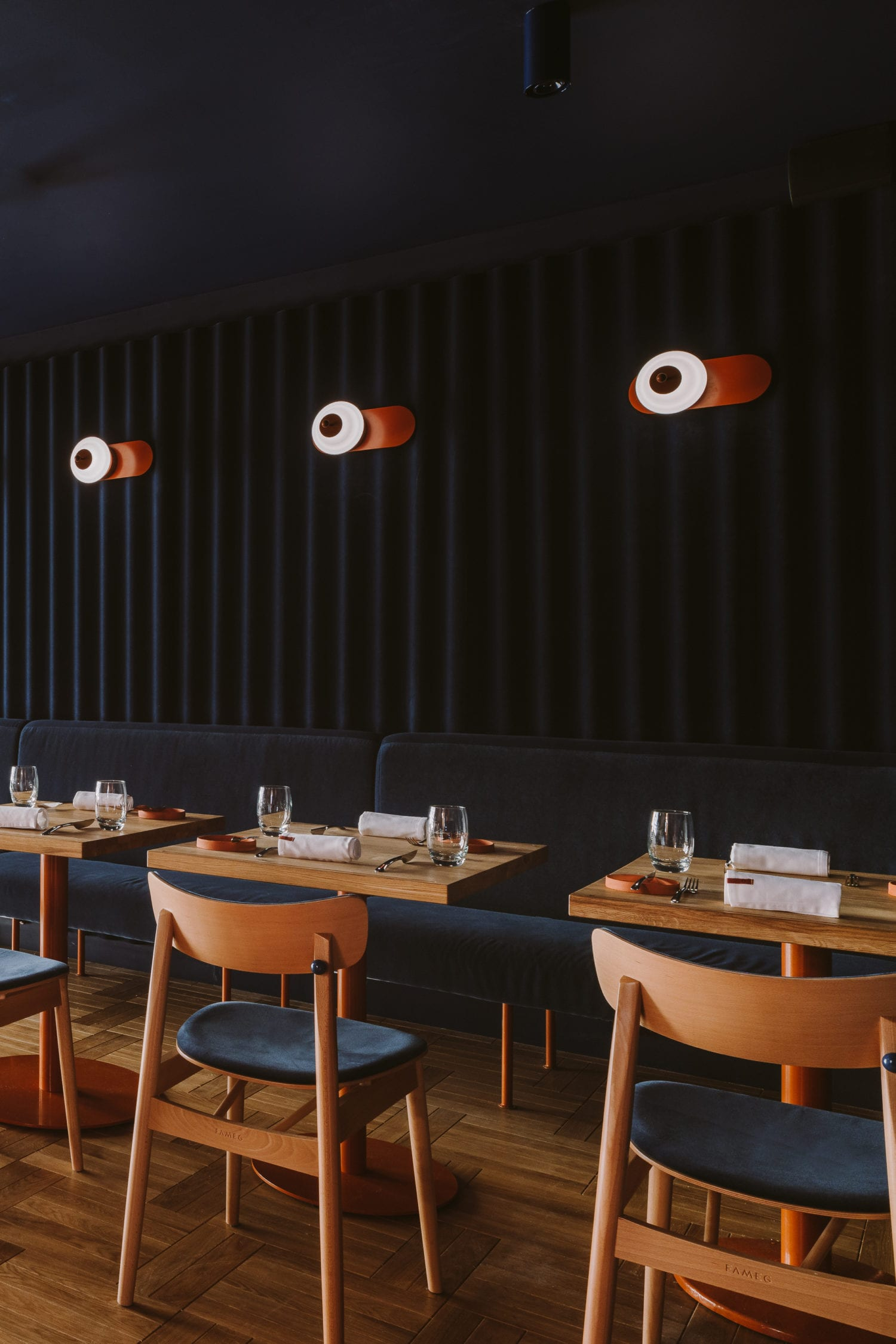 Opasly Tom Restaurant In Warsaw Poland By Buck Studio Yellowtrace 24