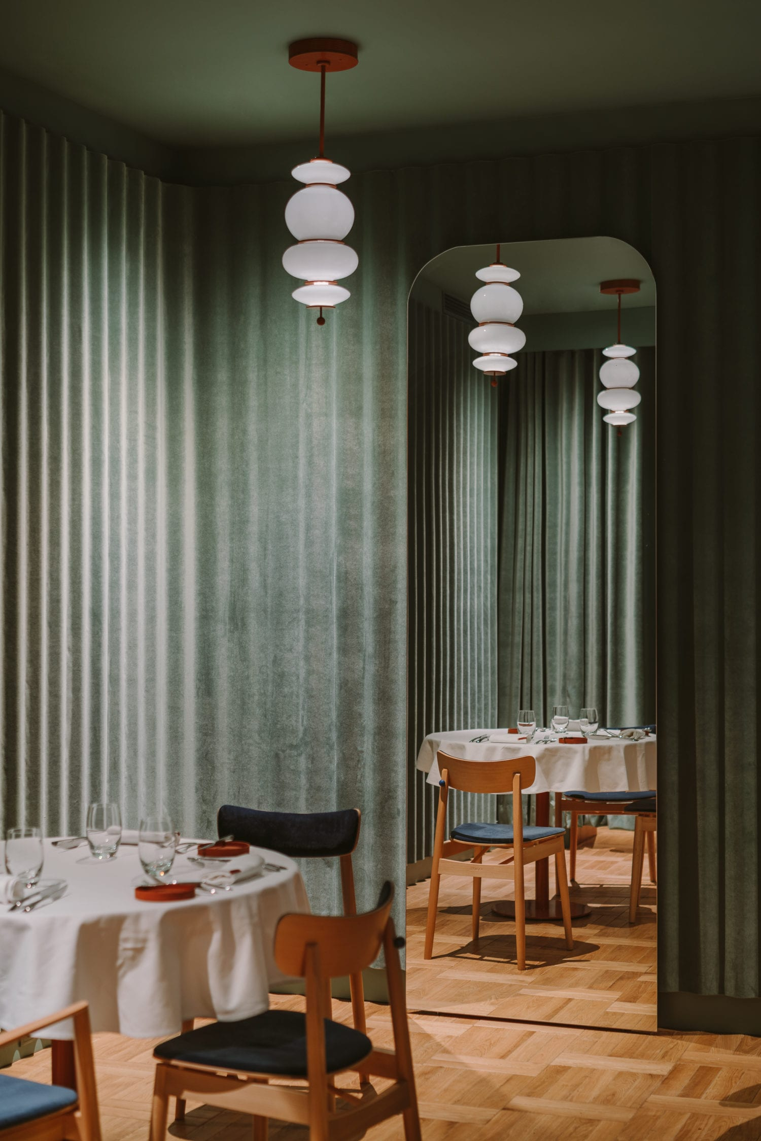 Opasly Tom Restaurant In Warsaw Poland By Buck Studio Yellowtrace 30