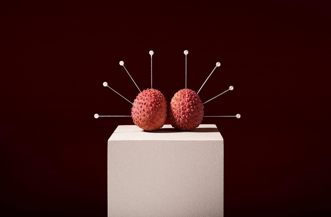 Conceptual, Bold, Artistic Imagemaking By Daniel Forero (Acupuncture) | Yellowtrace