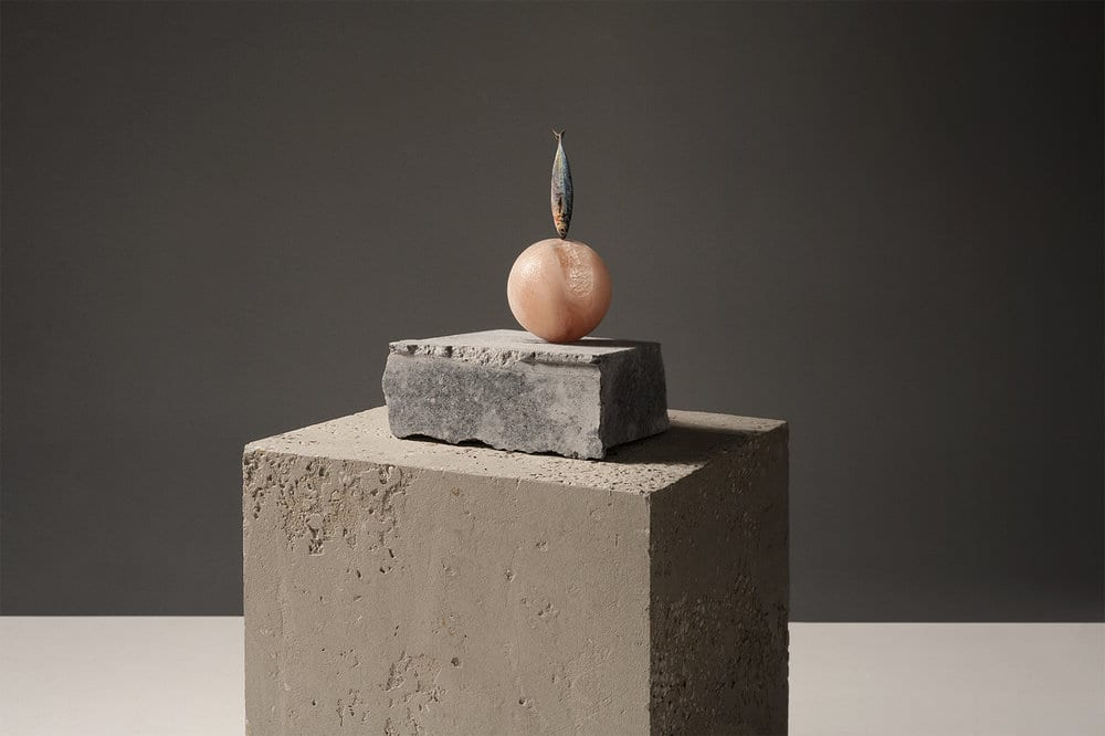Conceptual, Bold, Artistic Imagemaking By Daniel Forero (Fish & Stones) | Yellowtrace