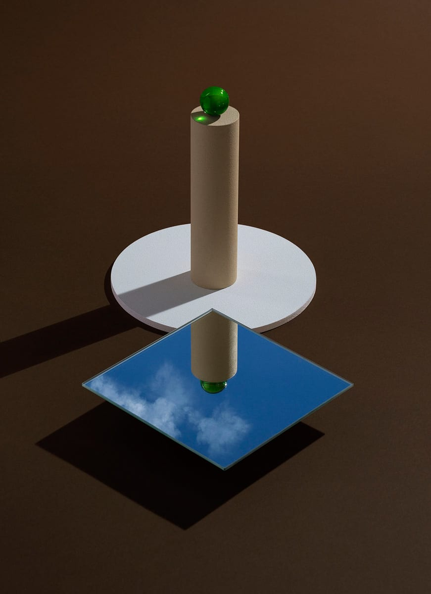 Conceptual, Bold, Artistic Imagemaking By Daniel Forero (Reflections) | Yellowtrace