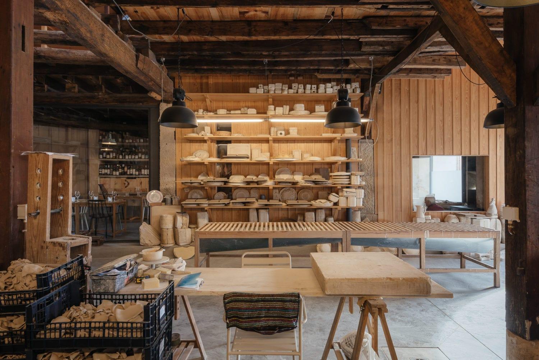 Luisa Bebiano & Atelier Do Corvo's Renovation Of The Old